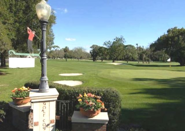 Winter Park Golf Course,Winter Park, Florida,  - Golf Course Photo