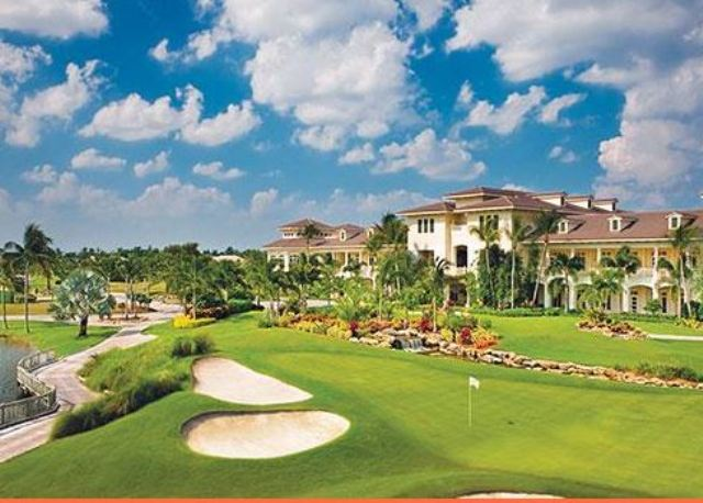 Woodfield Country Club,Boca Raton, Florida,  - Golf Course Photo
