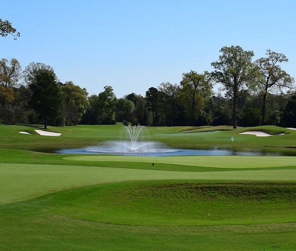 Woodforest Golf Club, Montgomery, Texas,  - Golf Course Photo