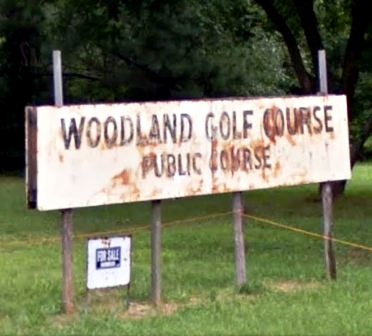 Woodland Golf Course, CLOSED 2006, Athens, Alabama, 35611 - Golf Course Photo