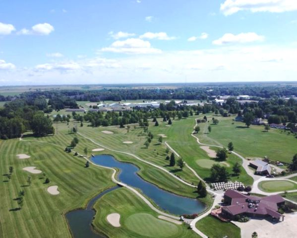 Woodland Hills Golf Club | Woodland Hills Golf Course, Sandusky, Michigan,  - Golf Course Photo