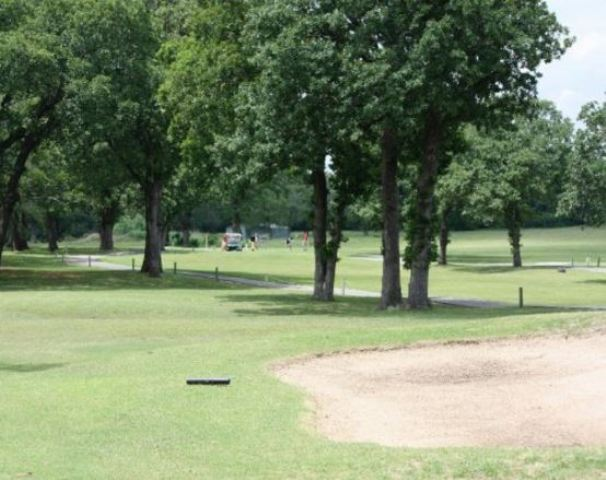 Woodlawn Country Club,Sherman, Texas,  - Golf Course Photo