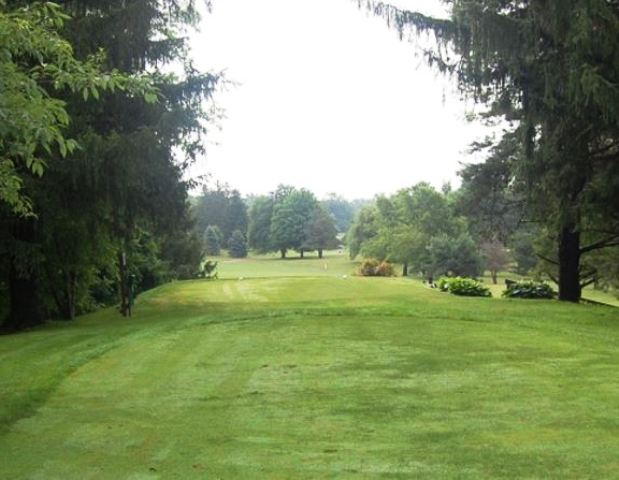 Golf Course Photo, Woodlawn Golf Club | Woodlawn Golf Course, Adrian, 49221