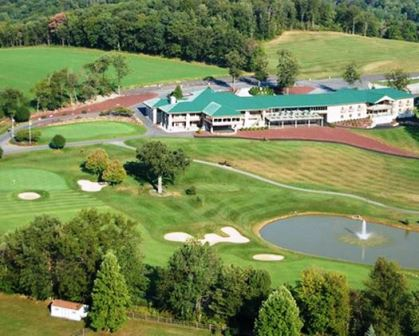 Woodstone Golf Club,Danielsville, Pennsylvania,  - Golf Course Photo