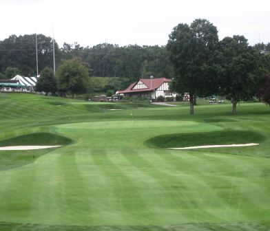 Worcester Country Club, Worcester, Massachusetts, 01606 - Golf Course Photo