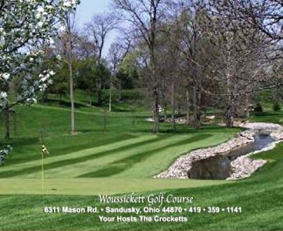 Woussickett Golf Course, Sandusky, Ohio, 44870 - Golf Course Photo