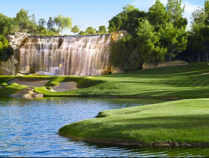 Wynn Golf Club, CLOSED 2017,Las Vegas, Nevada,  - Golf Course Photo
