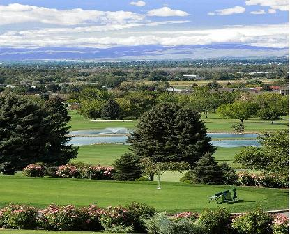 Yakima Country Club,Yakima, Washington,  - Golf Course Photo