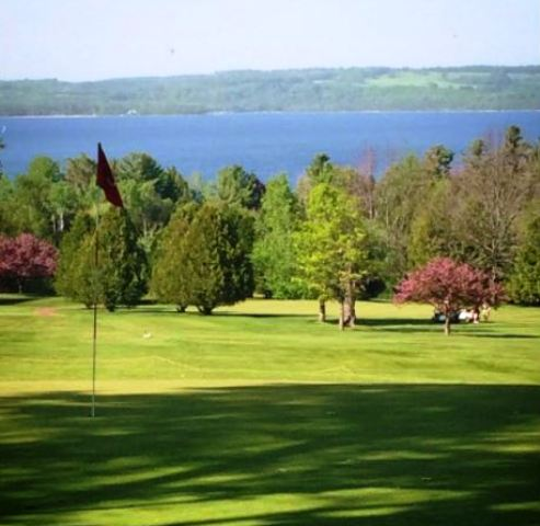 Ye Nyne Olde Holles, East Jordan, Michigan, 49727 - Golf Course Photo