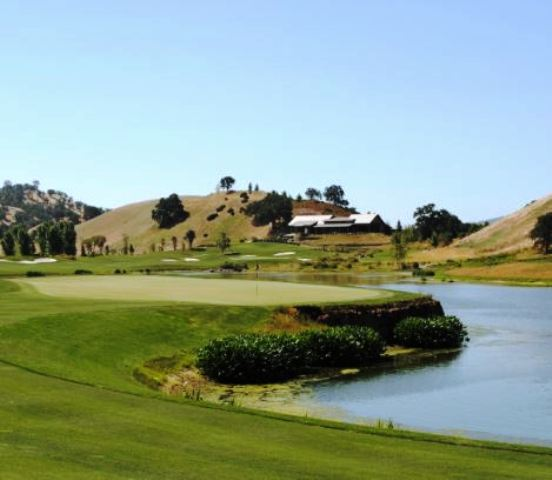 Yocha Dehe, Cache Creek Golf Course,Brooks, California,  - Golf Course Photo