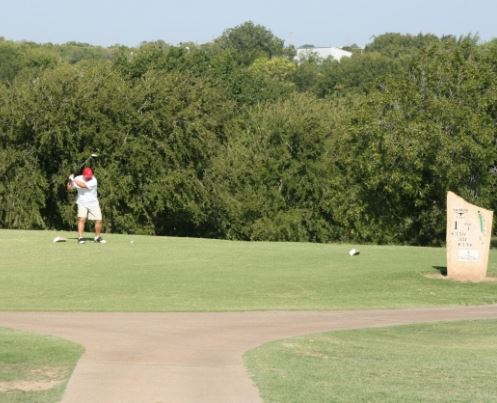 Z Boaz Golf Course, CLOSED 2012, Fort Worth, Texas, 76116 - Golf Course Photo
