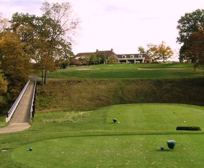 Zanesville Country Club,Zanesville, Ohio,  - Golf Course Photo