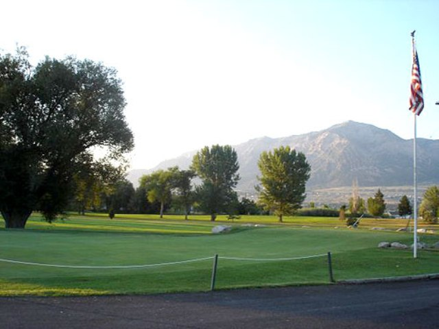 Golf Course Photo, Ben Lomond Golf Course, Ogden, 84404
