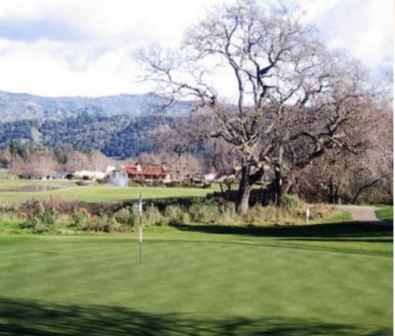 Golf Course Photo, Vintners Golf Course, Yountville, 94599