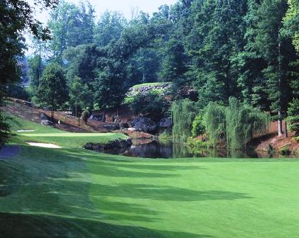 TPC At Piper Glen,Charlotte, North Carolina,  - Golf Course Photo
