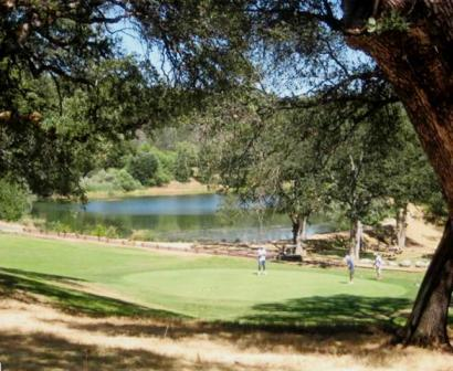Phoenix Lake Golf Course,Sonora, California,  - Golf Course Photo