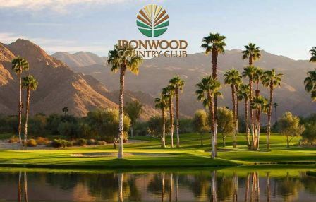 Ironwood Country Club, North Course,Palm Desert, California,  - Golf Course Photo