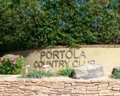 Portola Country Club,Palm Desert, California,  - Golf Course Photo