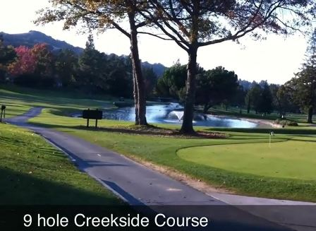 Golf Course Photo, Rossmoor Golf Course, Creekside Course, Walnut Creek, 94595