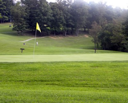 Carter Caves State Resort Park Golf Course,Olive Hill, Kentucky,  - Golf Course Photo