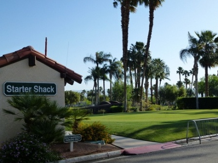 Outdoor Resort & Country Club, Eighteen Hole,Cathedral City, California,  - Golf Course Photo