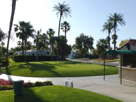 Outdoor Resort & Country Club, Nine Hole,Cathedral City, California,  - Golf Course Photo
