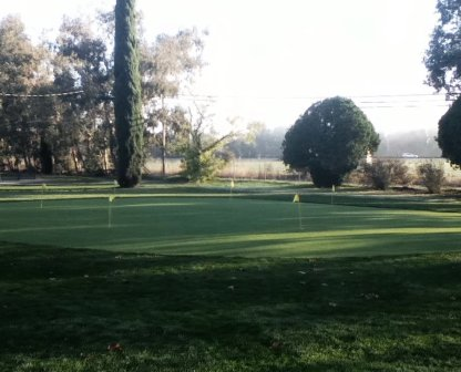 Sunset Hills Golf Course,Chico, California,  - Golf Course Photo