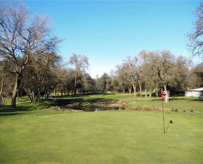 Sunrise Golf Course, CLOSED 2018, Citrus Heights, California, 95610 - Golf Course Photo