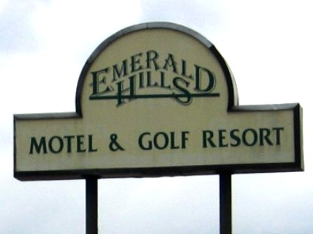 Emerald Hills Golf Resort, CLOSED 2011,Florien, Louisiana,  - Golf Course Photo