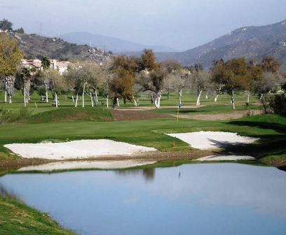 Cottonwood At Rancho San Diego, Ivanhoe,El Cajon, California,  - Golf Course Photo