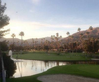 Rancho Las Palmas Resort & Country Club,Rancho Mirage, California,  - Golf Course Photo