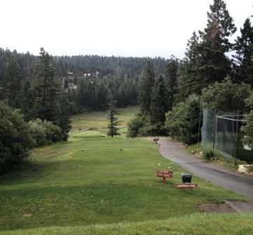 Lodge Golf Course, The,Cloudcroft, New Mexico,  - Golf Course Photo