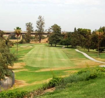 Riverside Golf Course Of Fresno
