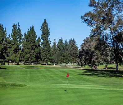 Encino Golf Course,Encino, California,  - Golf Course Photo