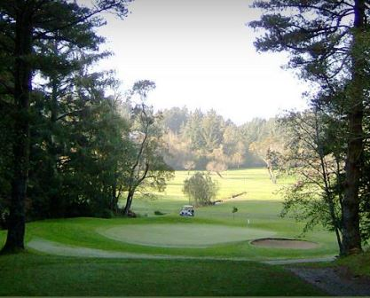 Eureka Municipal Golf Course,Eureka, California,  - Golf Course Photo