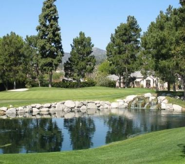 Glendora Country Club,Glendora, California,  - Golf Course Photo