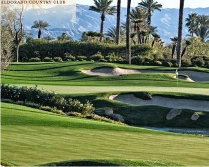 Eldorado Country Club,Indian Wells, California,  - Golf Course Photo
