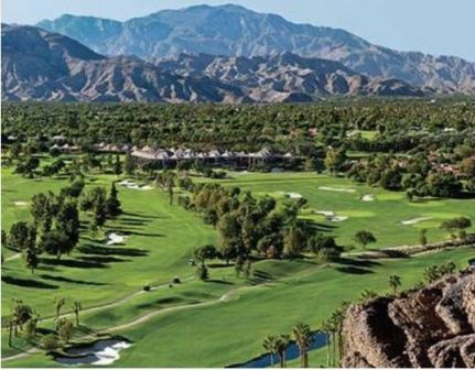 Vintage Club, Desert Course,Indian Wells, California,  - Golf Course Photo