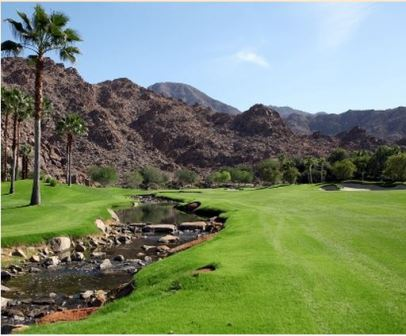 Vintage Club, Mountain Course,Indian Wells, California,  - Golf Course Photo