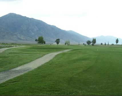 Golf Course Photo, Round Mountain Golf Club, Round Mountain, 89045
