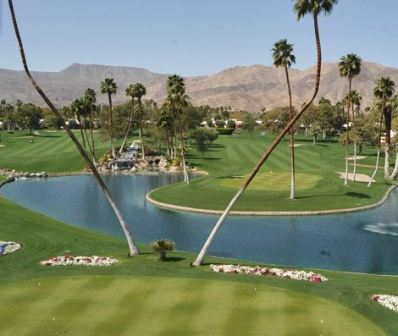 Marrakesh Golf Club,Palm Desert, California,  - Golf Course Photo