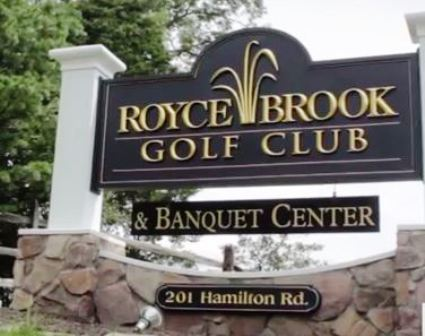 Royce Brook Golf Club, The East Course,Hillsborough, New Jersey,  - Golf Course Photo