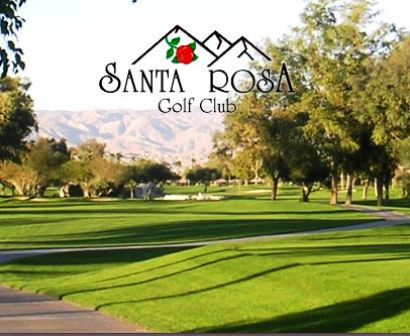 Santa Rosa Golf Club, CLOSED 2015, Palm Desert, California, 92260 - Golf Course Photo