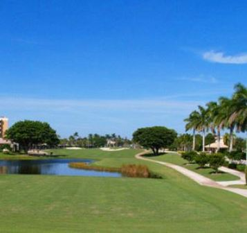 Golf Course Photo, Gleneagles Country Club, Legends Course, Delray Beach, 33446
