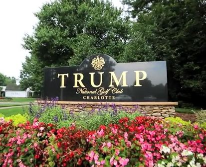 Golf Course Photo, Trump National Golf Club, Charlotte, Mooresville, 28117