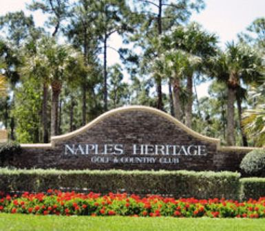 Naples Heritage Golf & Country Club,Naples, Florida,  - Golf Course Photo