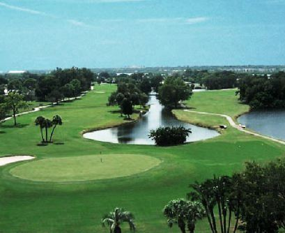 Seminole Lake Country Club,Seminole, Florida,  - Golf Course Photo