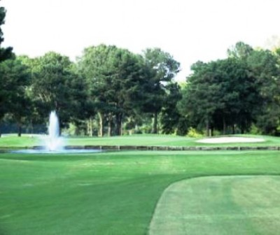 Golf Course Photo, The Links at Fox Meadows Golf Course, Memphis, 38115