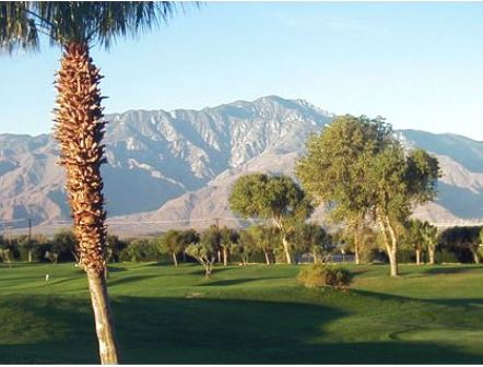 Sands RV and Golf Resort,Desert Hot Springs, California,  - Golf Course Photo