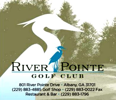 Golf Course Photo, River Pointe Golf Club, Albany, 31701